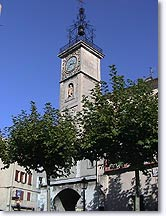 Sisteron, bell tower