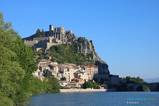 Sisteron, 14 photos HD