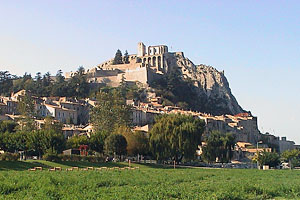 Sisteron, the city
