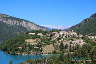 Saint Julien du Verdon, 11 photos HD