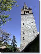 Saint Pons, bell tower