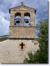 Vaumeilh, bell tower