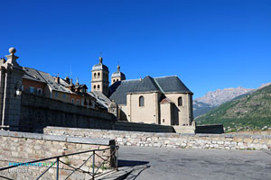 Briancon, collegiate church