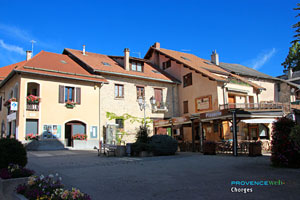 Chorges, office de tourisme