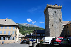 Embrun, la Tour Brune