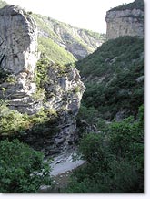 Meouge Gorges