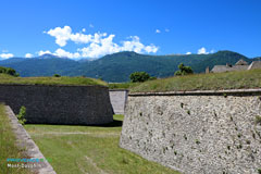 Mont-Dauphin, fortifications
