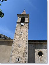 Orpierre, bell tower