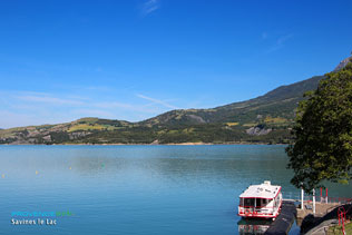 Savines le Lac, 9 Photos HD