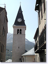 Saint-Bonnet en Champsaur, bell tower
