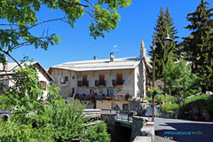 Vars, hotel-restaurant in the heart of the village