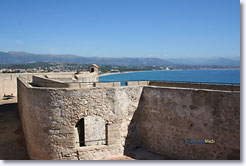 Antibes - Fort Vauban
