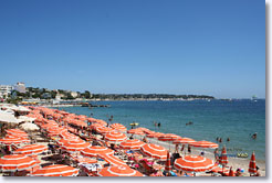 Juan les Pins - The Beach