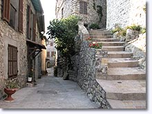 Bairols, tiny street