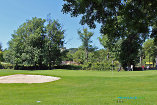 Biot - Golf course
