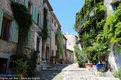 Cagnes sur Mer French riviera Provence Web