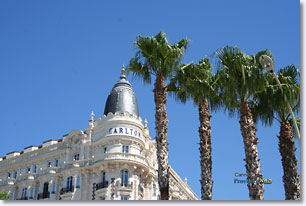 Cannes - Hôtel Carlton
