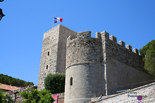 Cannes - La Castre  Fortress and Museum