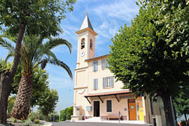 Colomars, église