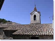Cuebris bell tower