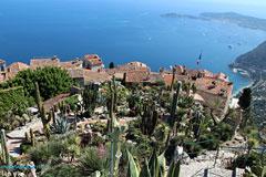 Eze French Riviera Provence Web