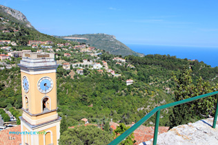Eze bell-tower
