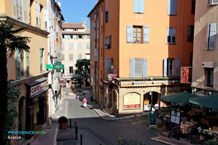 Grasse - Place
