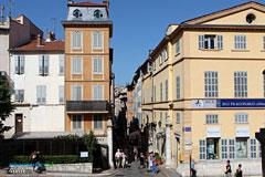 Grasse - Rue