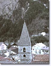 Guillaumes, bell-tower