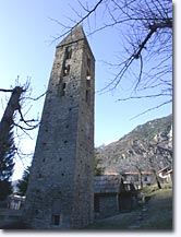 Isola, bell-tower