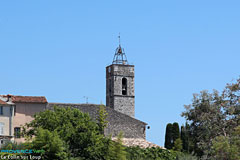 La Colle sur Loup bell tower