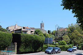 La Colle sur Loup - Le village