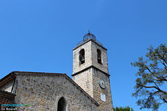 Le Rouret, bell-tower