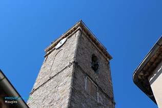 Mougins bell-tower