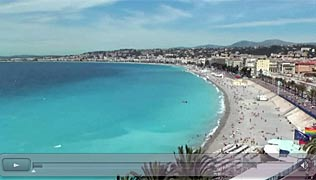 nice capital of the french riviera provence web