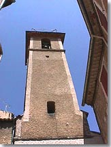 Puget Rostang , bell tower