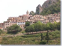 Village de Sainte Agnès