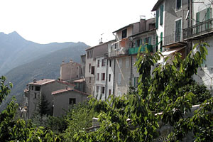 Sigale - Le village