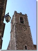Saint Jeannet - Bell tower