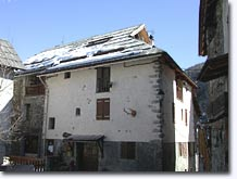 Saint Dalmas le Selvage, house