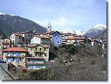 Saint Martin Vesubie - The Village