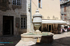 Vence - Fontaine