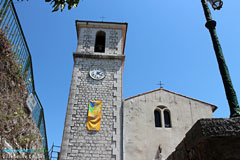 Villeneuve Loubet, bell tower