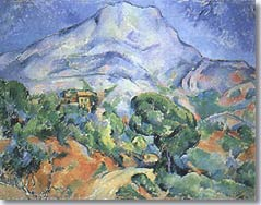 Cezanne - Cezanne - The Sainte Victoire
