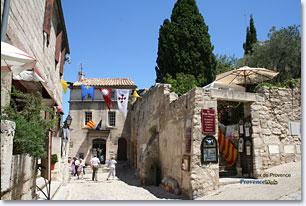 Les Baux de Provence, Office du Tourisme