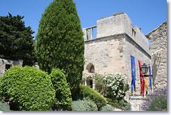 Les Baux de Provence - Entrée du Château