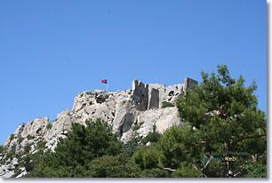 Baux de Provence - Ruines du Château