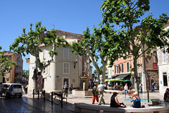 Old Cassis - Square