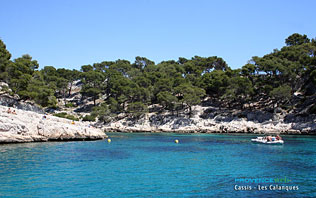 Cassis, clanque