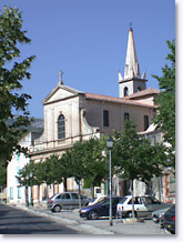 Cuges les Pins church
